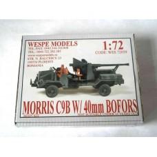 MORRIS C9B W/ 40mm BOFORS