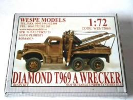DIAMOND T969 A WRECKER