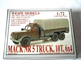 MACK NR5 TRUCK