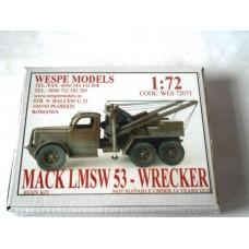 MACK LMSW-53 WRECKER