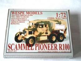 SCAMMEL R100 TRUCK