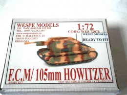FCM/ 105MM HOWITZER