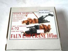 FAUN L900 CRANE 10T