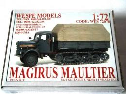 MAGIRUS MAULTIER