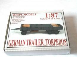 GERMAN TRAILER MIT TORPEDOS