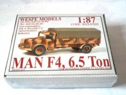 MAN F4,6.5TON