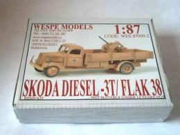 SKODA DIESEL 253B-3TON/FLAK 38