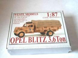 OPEL BLITZ 3.6TON