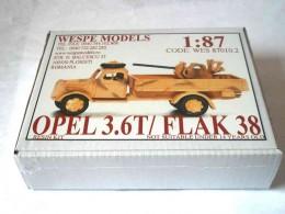 OPEL BLITZ 3.6TON/FLAK 38