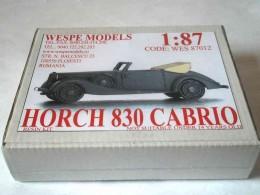 HORCH 830 CABRIO