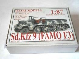 SdKfZ 9(FAMO F3)