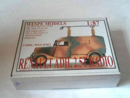 RENAULT ADH 2.5TON,RADIO CAR