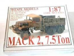 MACK 7,5 TON 6X6 (1943)