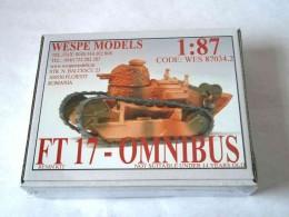 RENAULT FT-17 OMNIBUS