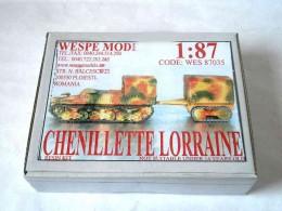 CHENILLETTE LORRAINE