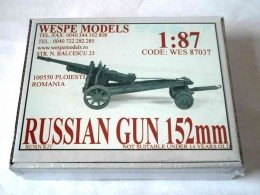 RUSSIAN GUN 152mm