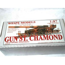 GUN ST. CHAMOND