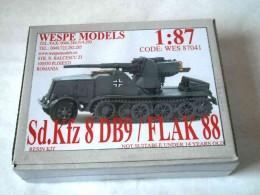 SDKFZ 8 DB9/FLAK 88mm