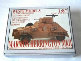 MARMON HERRINGTON MKII