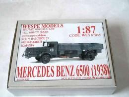 MERCEDES 6,5TON 1938