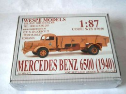 MERCEDES 6.5TON 1940