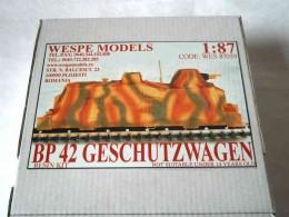 BP 42 GESCHUTZWAGEN