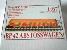 BP 42 ABSTOSSWAGEN