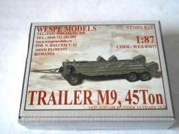TRAILER M9, 45Ton