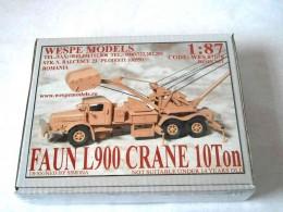 FAUN L900/ CRANE 10Ton