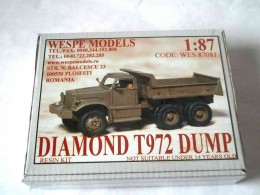 DIAMOND DUMP