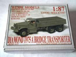 DIAMOND BRIDGE TRANSPORTER