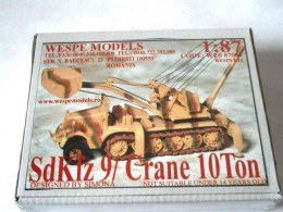 SDKFZ 9/ CRANE 10Ton