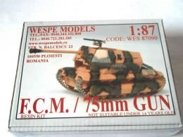 F.C.M / 75mm GUN