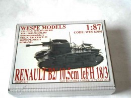 RENAULT B2/ 10,5cm leFH 18/3