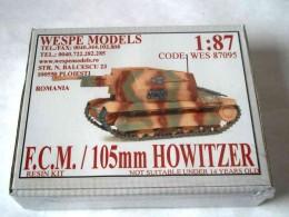 F.C.M / 105mm HOWITZER