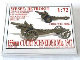 155MM SCHNEIDER 1917
