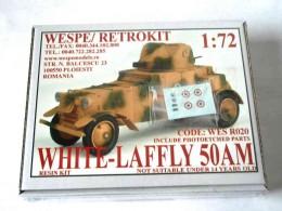 WHITE-LAFFLY 50AM