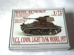 V-C-L COMM. LIGHT TANK MODEL 1937