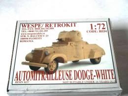 AUTOMITRAILLEUSE DODGE-WHITE