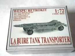 LA BUIRE TANK TRANSPORTER
