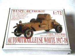 AUTOMITRAILLEUSE WHITE 1917-18