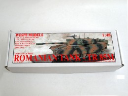 ROMANIAN TANK - TR 85M