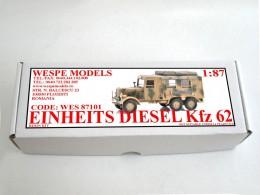 EINHEITS DIESEL Kfz 62