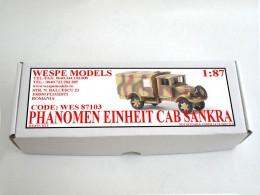 PHANOMEN EINHEIT CAB SANKRA