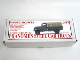 PHANOMEN STEEL CAB TRUCK